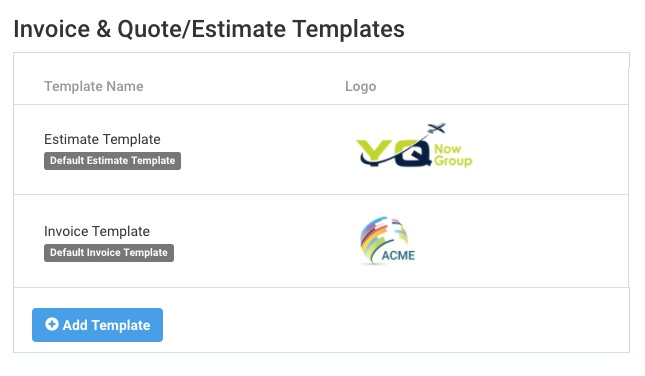 Getting Started With Invoices Avaza Support - Edit invoice template