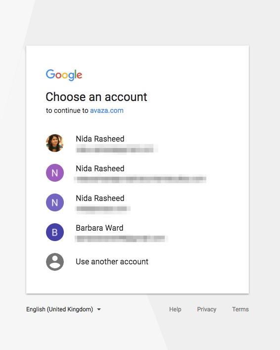 Single Sign-On with Google Apps